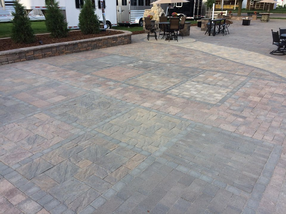 Minnesota State Fair Paver Design